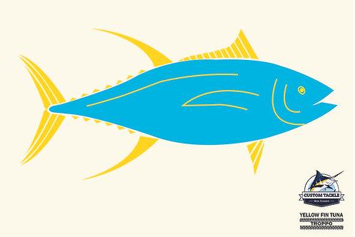 TROPPO BIG GAME & SPORT FISHING FLAGS