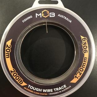 200Lb Tough Wire Trace - $52