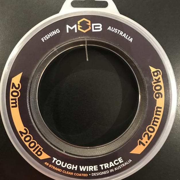 200Lb Tough Wire Trace - $52