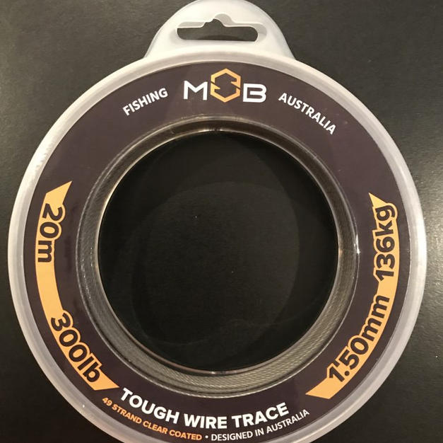 300Lb Tough Wire Trace - $66