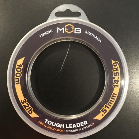 32Lb Tough Leader Flouro - $62