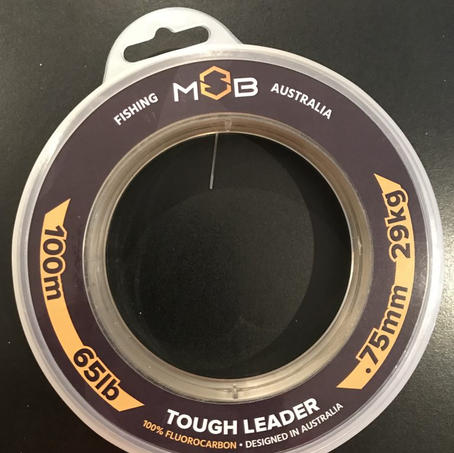 65Lb Tough Leader Flouro - $114