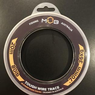 80Lb Tough Wire Trace - $41