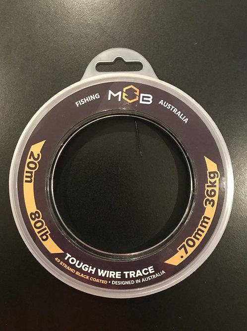 80Lb Tough Wire Trace