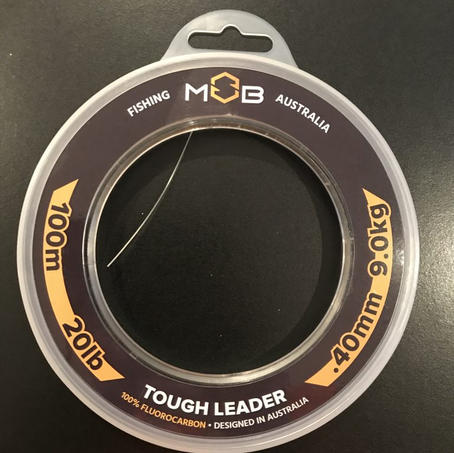 20Lb Tough Leader Flouro - $46