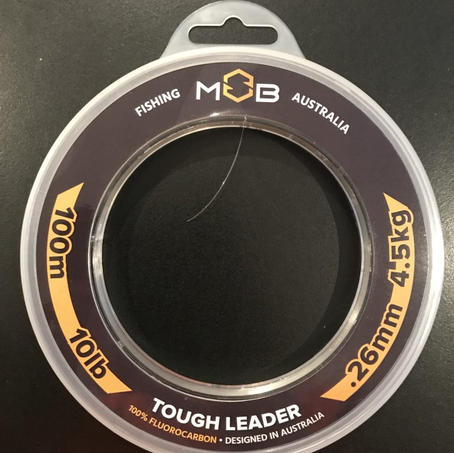 10Lb Tough Leader Flouro - $34