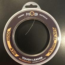 43Lb Tough Leader Flouro - $74