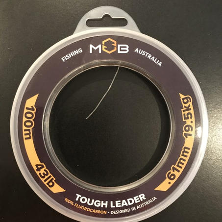 43Lb Tough Leader Flouro - $74