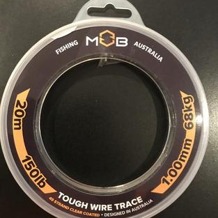 150Lb Tough Wire Trace - $50