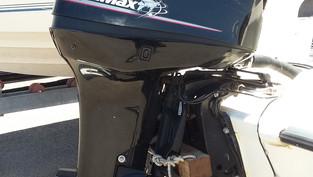 "Mercury Optimax 90 hp 20"" leg 2008"