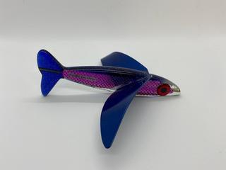 Pacific Deceiver Blue Purple