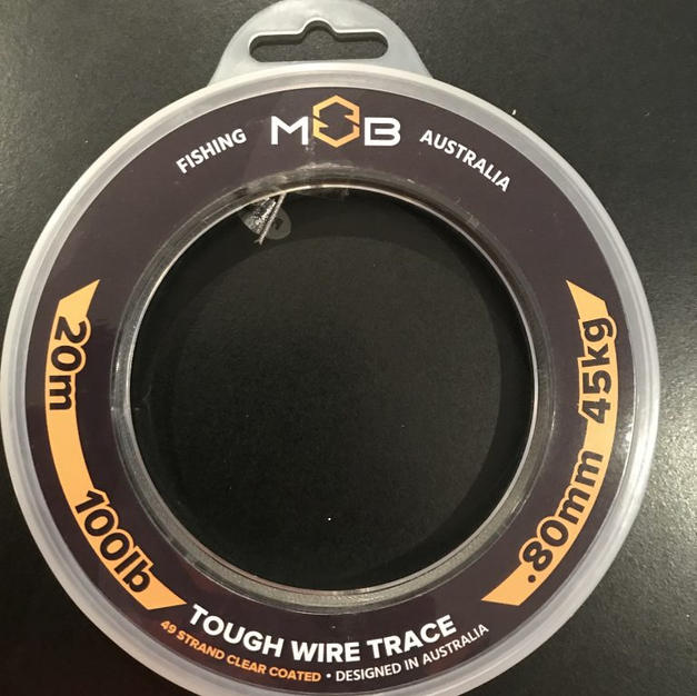 100Lb Tough Wire Trace - $44