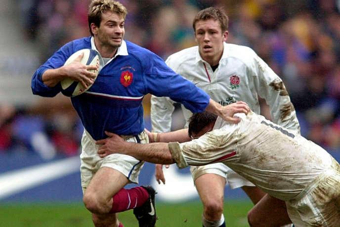 Rugby, Christophe Dominici, Les muses de paris
