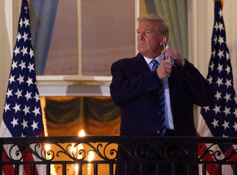 Donald Trump, COVID19