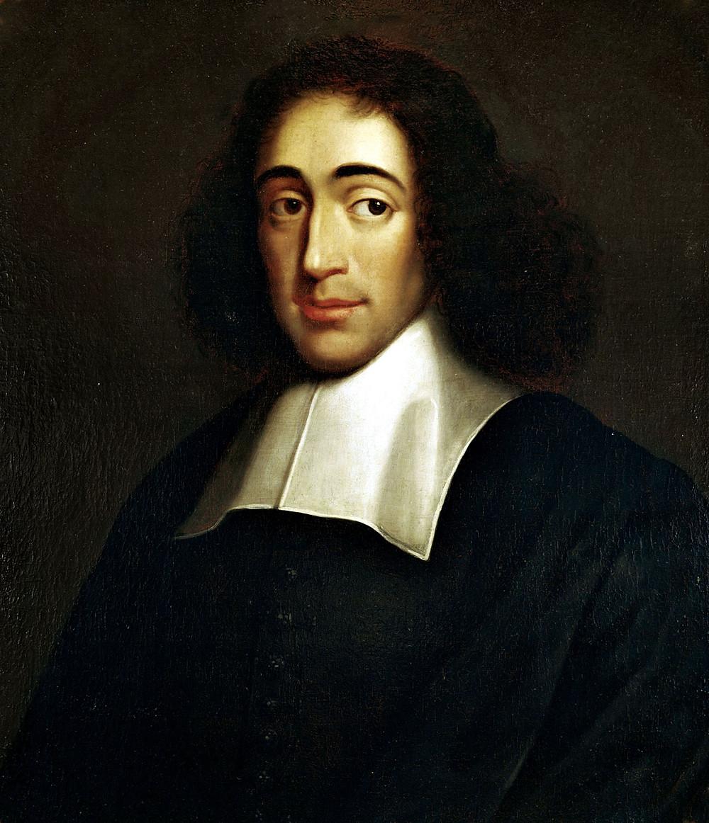 Baruch Spinoza, Spinoza