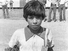 Maradona, petit, Football, les muses de paris,