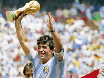 Maradona, Dominici et Secrétin : une semaine d'hommage au Sport