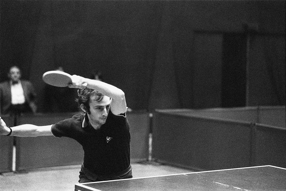 Jacques Secrétin, Ping Pong, Les muses de Paris
