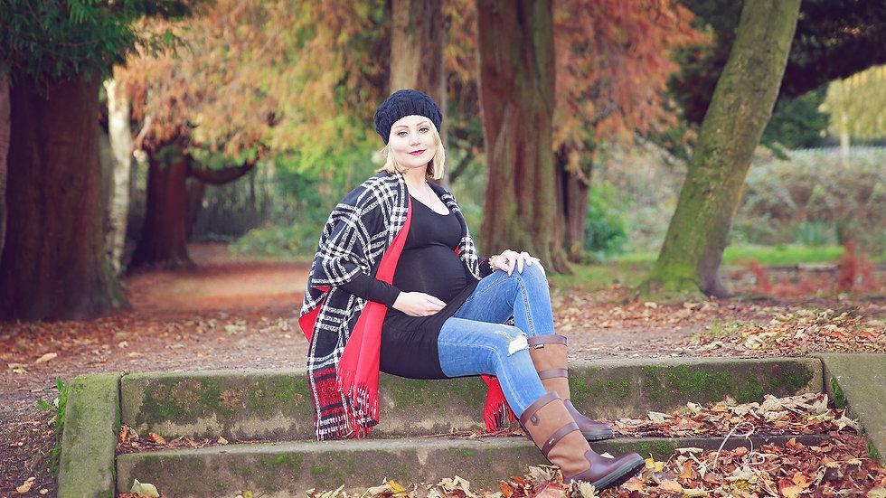 Full Maternity Outdoor - Pay Balance