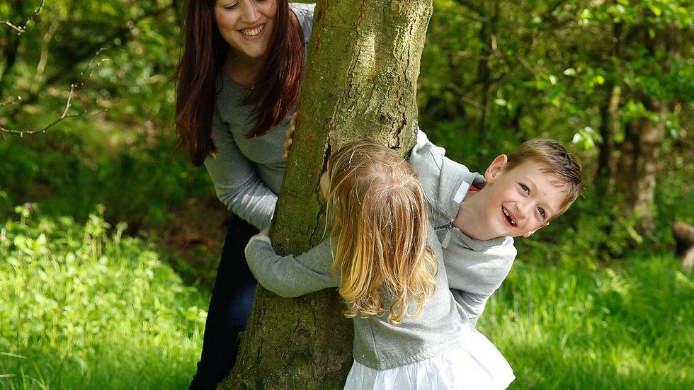 Midi Child & Family Gift Voucher (12 Digital Images)