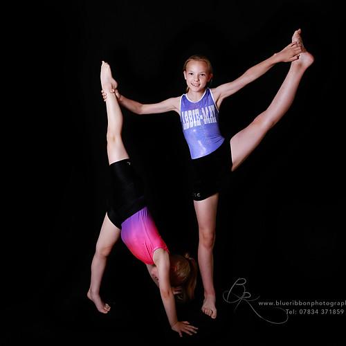 Abbie & Evie