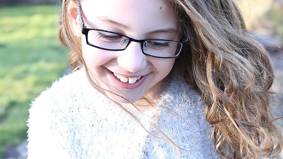 Full Child & Family Gift Voucher (20 Digital Images)