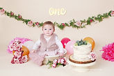blueribbon-photoraphy-first-birthday-cak