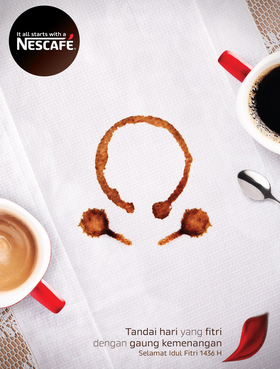Nescafe Lebaran
