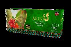 Kenyan Flavoured Green Tea GOJIBERRY