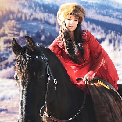 Russian Princess Shoot