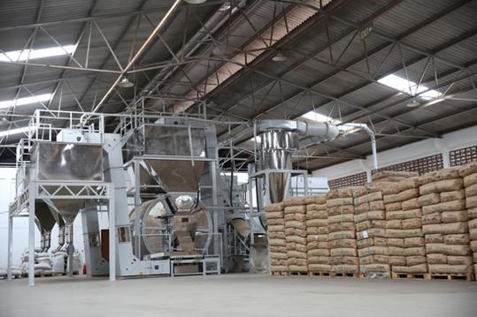 kenya tea blending machine before export