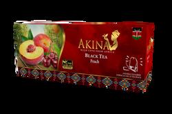 Kenyan Flavoured Tea PEACH