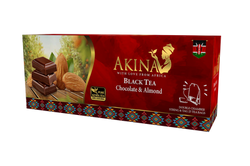 Kenyan Flavoured Tea Almond & Chocolate.