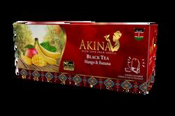 Kenyan Flavoured Tea MANGO & BANANA
