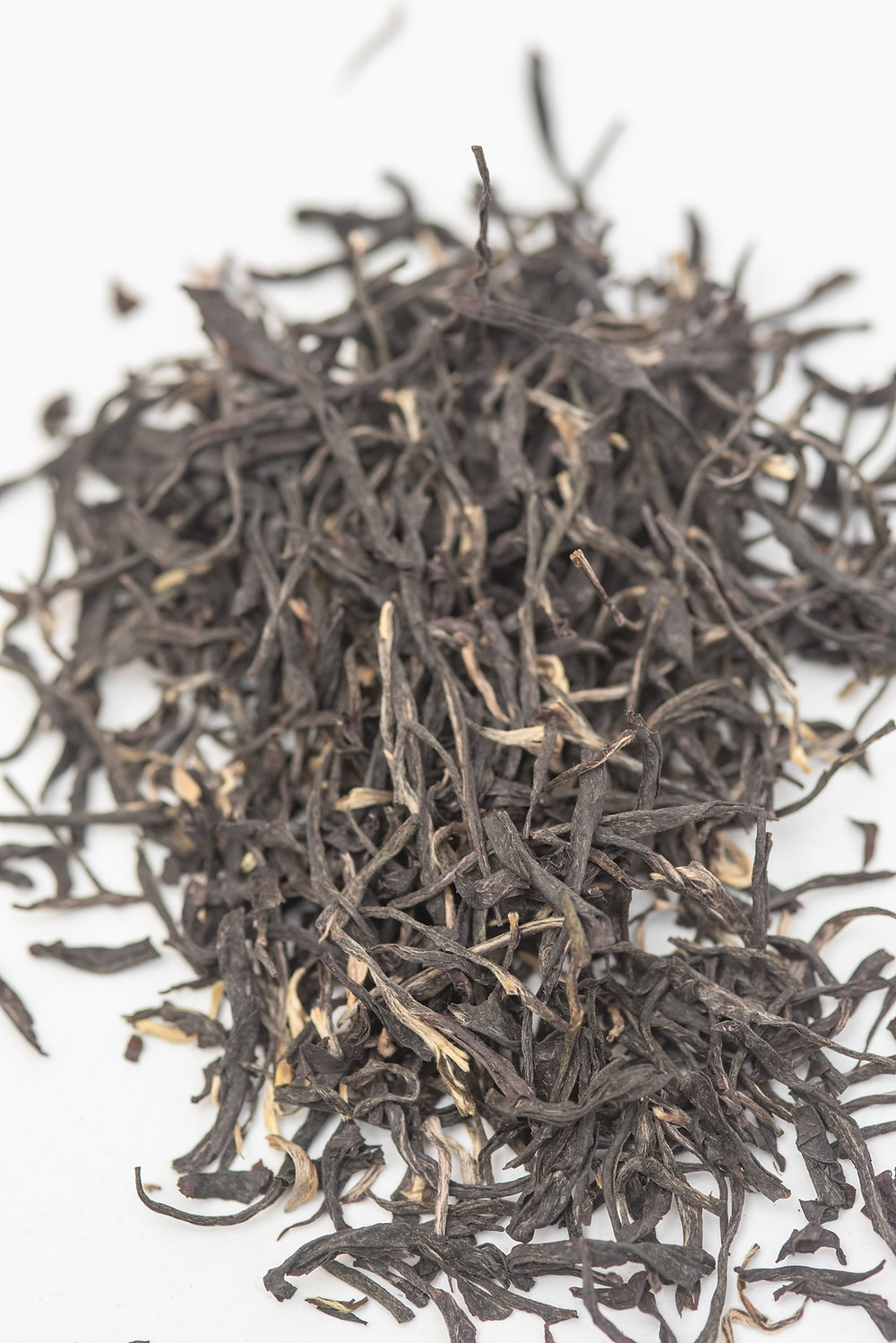 Rare Kenyan orthodox purple tea