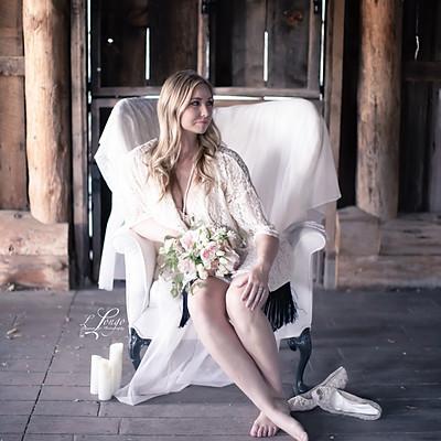 Kelly's Wedding Boudoir Shoot