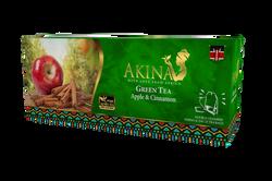 Kenyan Flavoured Green Tea APPLE AND CIN