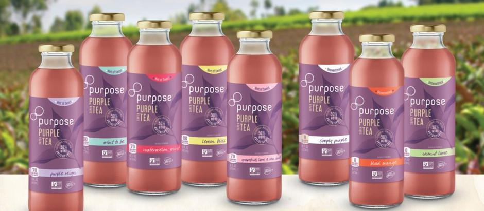 Top tea brands offering the tasty health benefits of Kenyan Purple Tea to customers worldwide