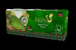 Kenyan Flavoured Green Tea SOURSOP