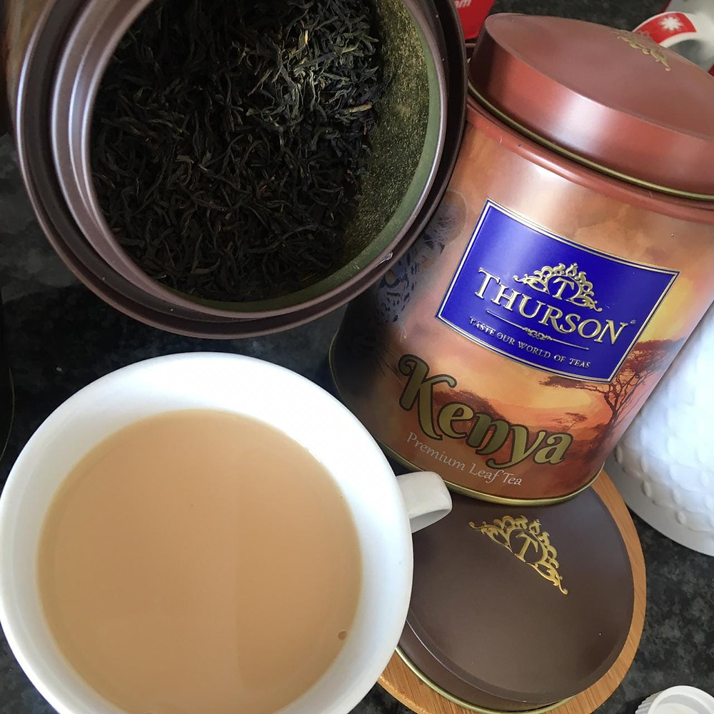 Kenyan orthodox premium loose leaf tea