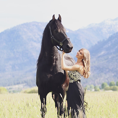 Carley Ingram's Spring in the Valley Shoot