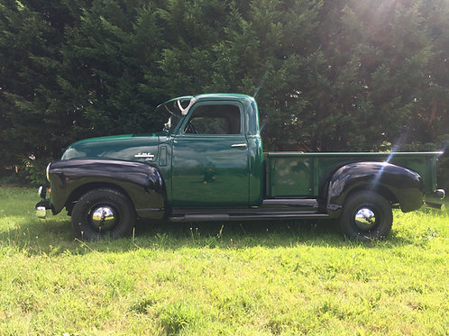 1949 GMC STEPSIDE PICKUP SHOW CONDITION