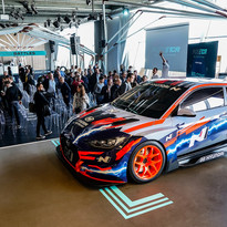 Souped-Up All-Electric Road Cars to Race in New League