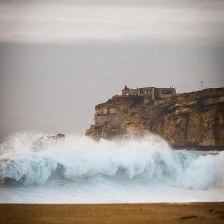 Legendary Surfer Laird Hamilton HydroFoils a Monster