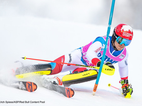 Swiss Alpine Skiers Dominate FIS World Cup in Europe