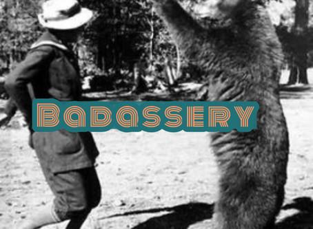 Badassery: Shunning Climbing Ropes for Science in Yosemite