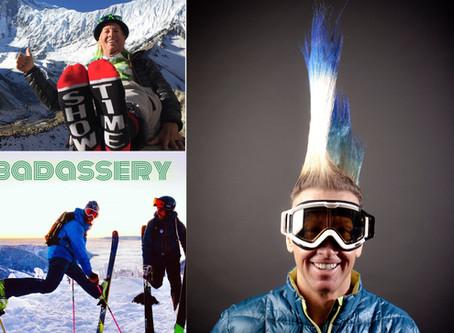 Badassery: The Bad Boy of Skiing