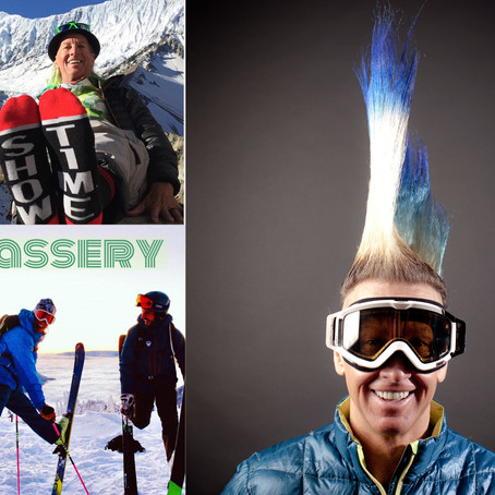 Badassery: The Bad Boy of Skiing