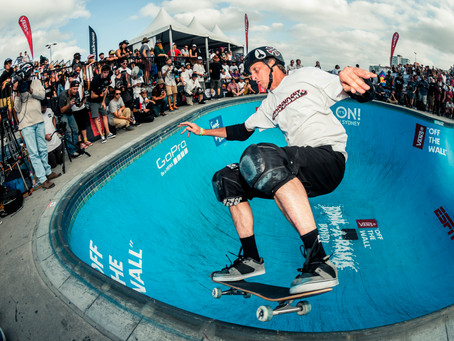 Blasts From the Past With Tony Hawk