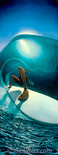 8-right_past_the_light-original-surf-art